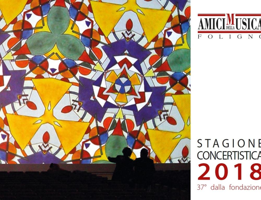 Stagione Concertistica 2018 Foligno