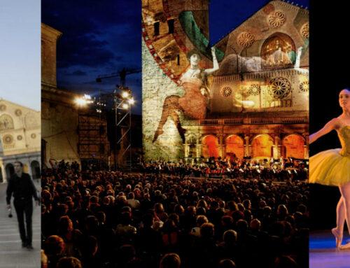 Spoleto Festival dei Due Mondi – giugno/luglio